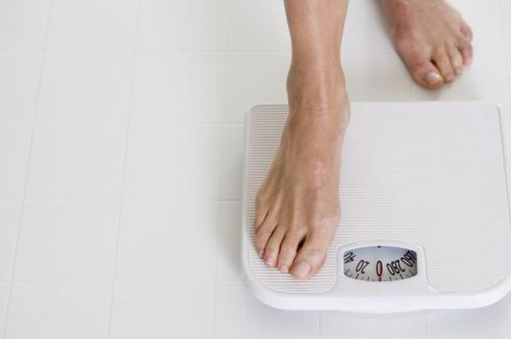 Почему возвращается вес?